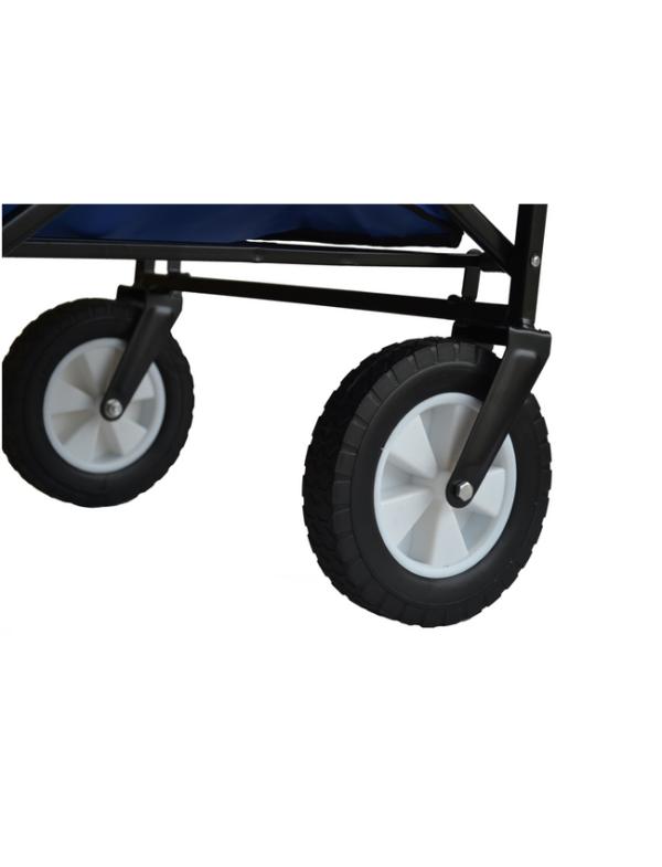 opvouwbare bolderkar bolderwagen inklapbaar wielen