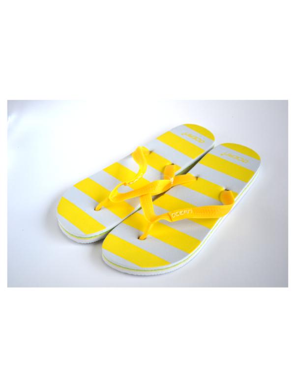 badslippers geel