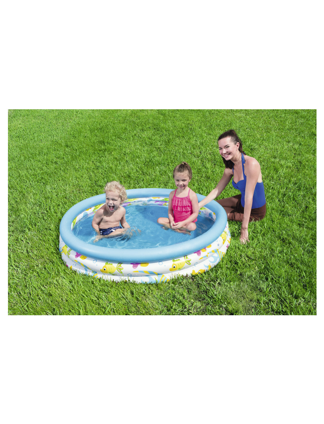 bestway opblaasbaar kinderzwembad 1 22 x h25 cm seasondm