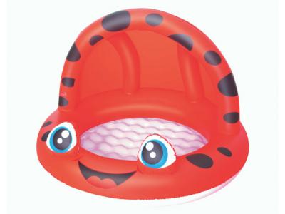bestway kinderzwembadje rood