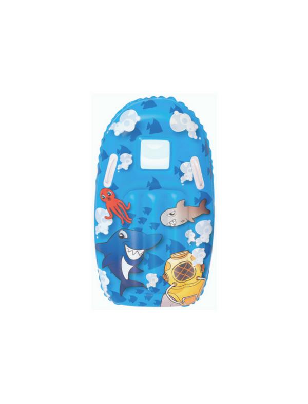 bestway surfplank blauw