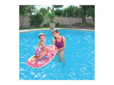 bestway surfplank roze
