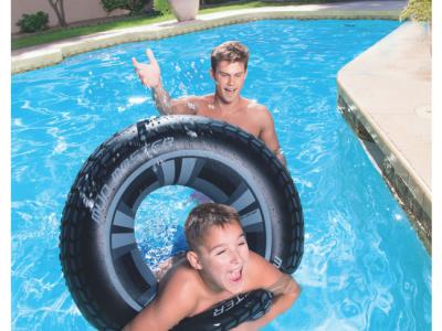 bestway zwemring autoband