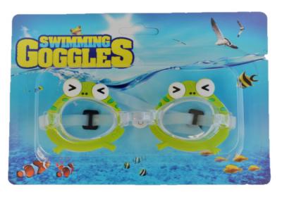 duikbril kikker