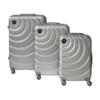reiskoffer zilver set