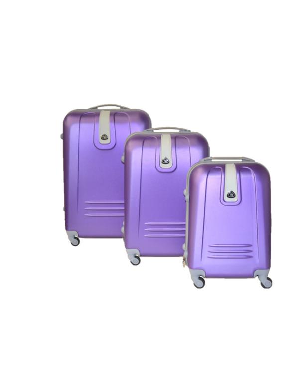reiskoffer vb set paars