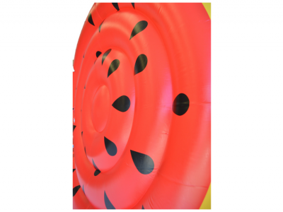mega watermeloen luchtbed