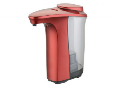 no touch sensor soap dispenser zeepdispenser automatisch 500ml rood