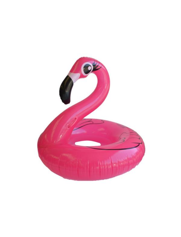 zwemring flamingo