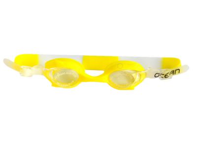kinder duikbril geel