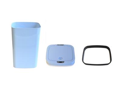 luieremmer prullenbak thrashcan ninestars sensor automatisch blauw deksel delen