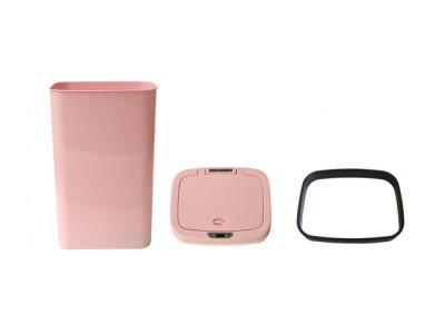 luieremmer prullenbak thrashcan ninestars sensor automatisch roze delen