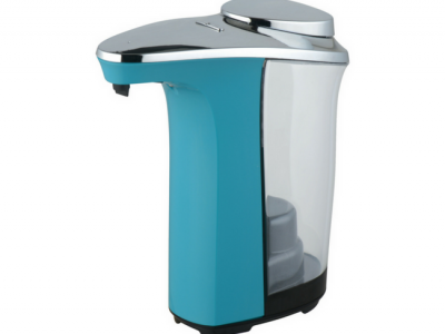 no touch soap dispenser zeepdispenser met sensor automatisch 500ml blauw