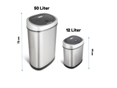 prullenbak afvalbak 12 liter