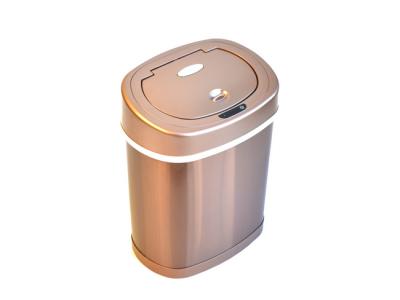 prullenbak afvalbak automatisch sensor ninestars 12liter