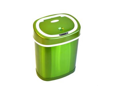 prullenbak afvalbak automatisch sensor ninestars 12liter hot