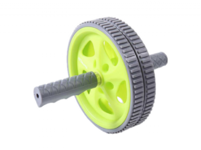 ab roller double wheel excersice wheel md buddy
