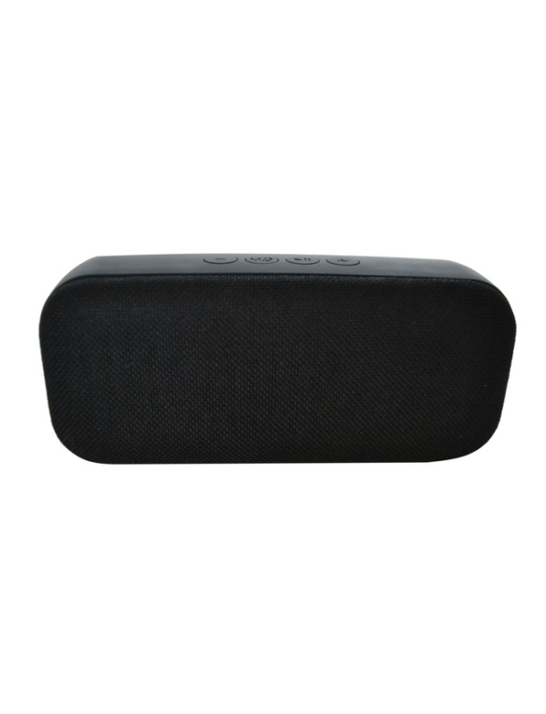 bluetooth speaker luidspreker zwart