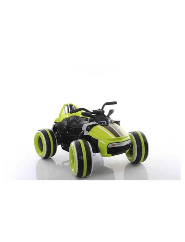 Elektrische kinder quad groen