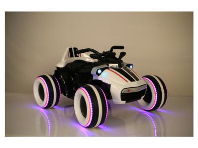 elektrische kinder quad licht