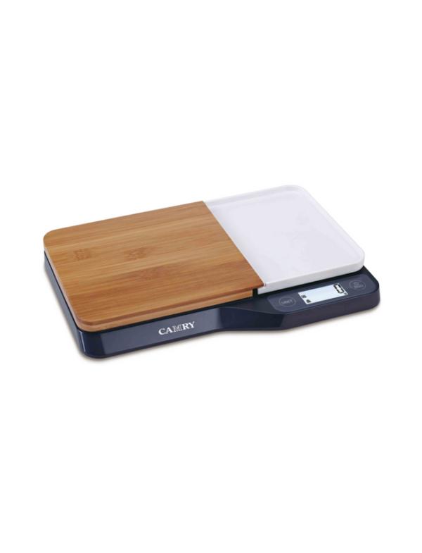 keukenweegschaal scale bamboo snijplank plastic