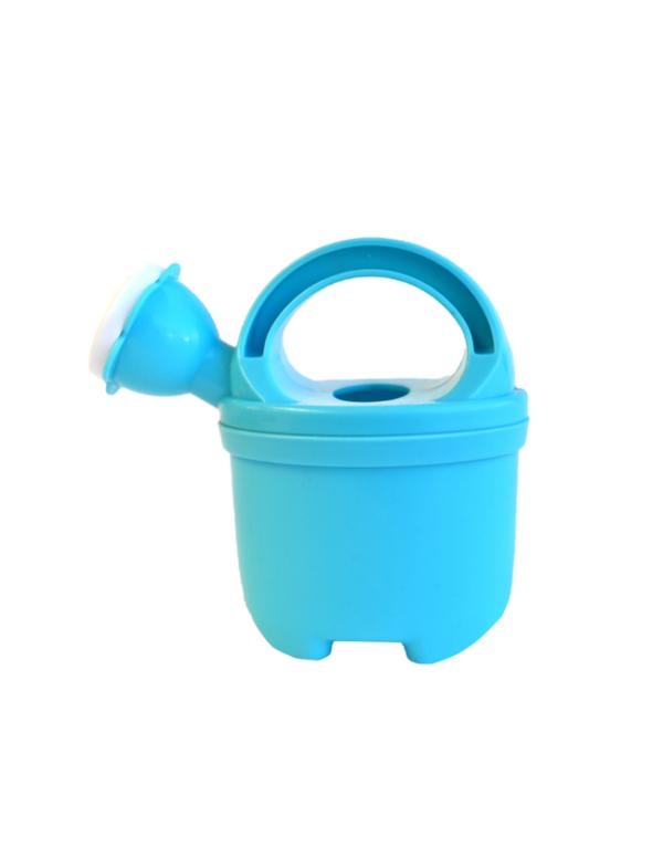 strandspeelgoed beach toys kruiwagen 6delig blauw gietertje