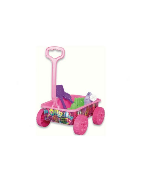 strandspeelgoed karretje wagentje beach toys