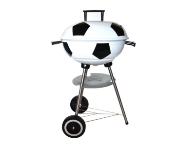 Voetbal bbq barbecue