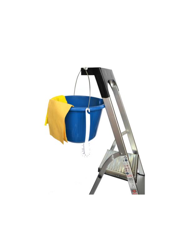 huishoudtrap ladder trap opbergkap