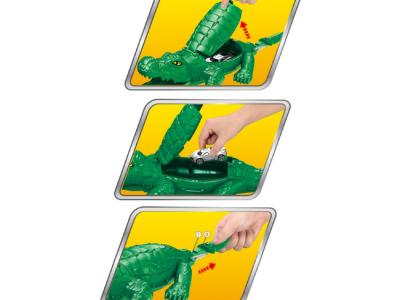 krokodil racebaan