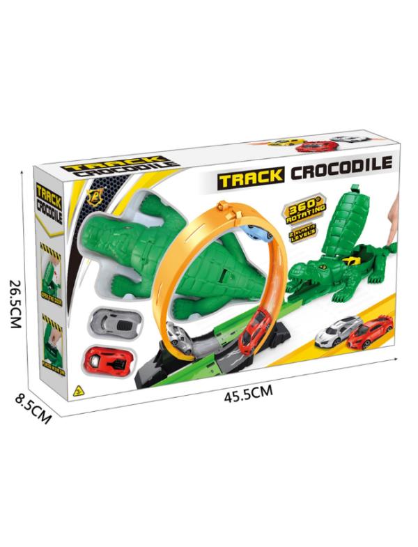 lanceerbaan krokodil