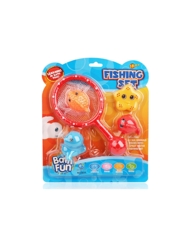 vis spel badspeelgoed