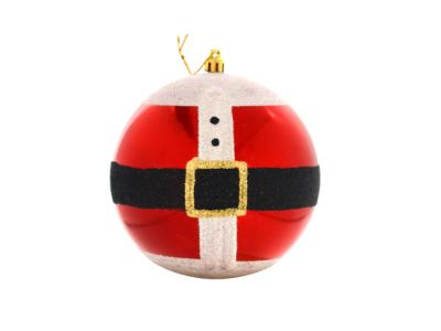 kerstballen kerstman