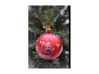kerstballen set 5