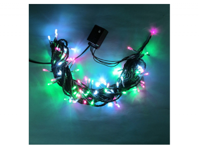 kerstverlichting led lampjes multicolor