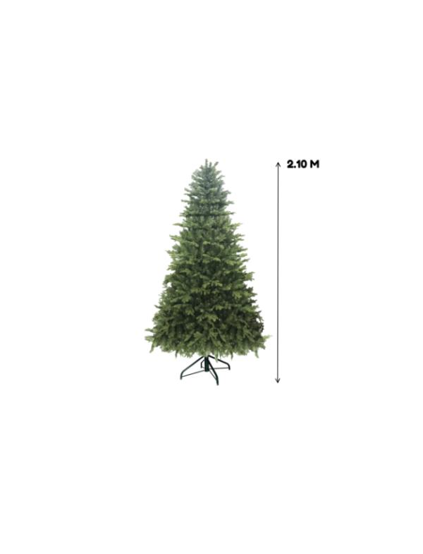 kunst kerstboom 210cm