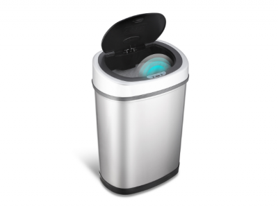 sensor prullenbak automatisch afvalbak 43 liter no touch