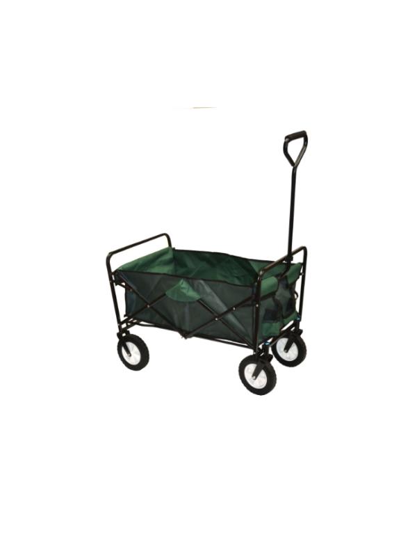 bolderwagen bolderkar groen