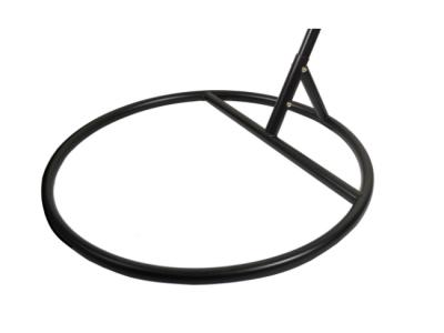 hangstoel zwart frame