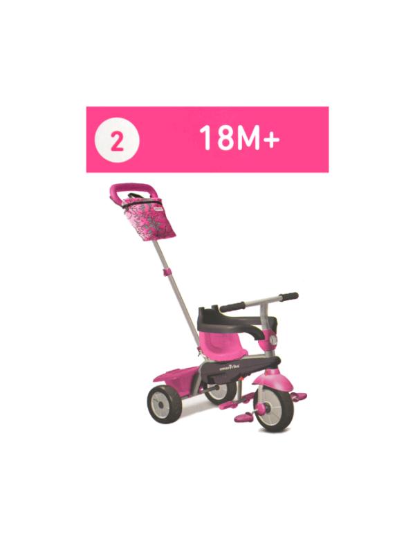 driewieler smart trike