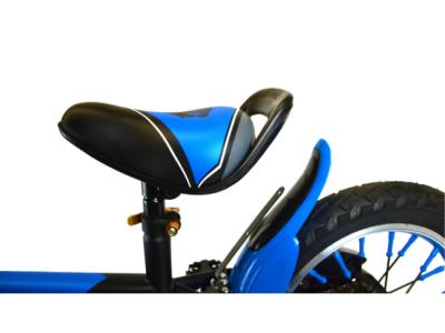 kinder fiets jongens blauw
