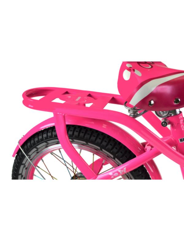 kinder fiets roze
