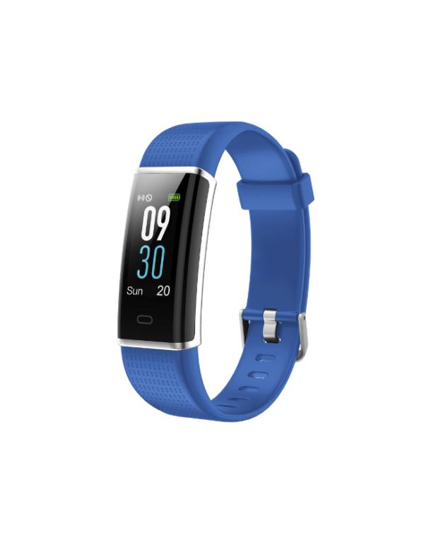 smartwatch blauw