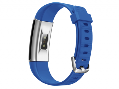 smartwatch blauw fitness tracker