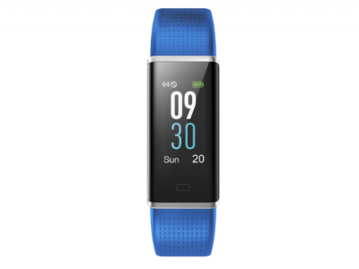 smartwatch blauw horloge