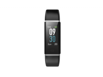 smartwatch zwart fitness tracker