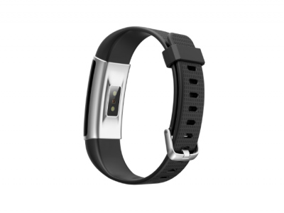 smartwatch zwart horloge