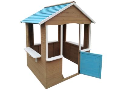 houten speelhuis vendy