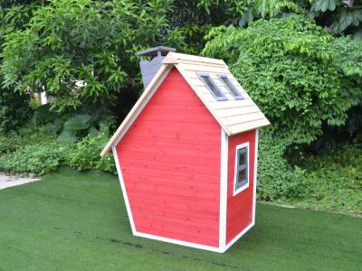 houten speelhuisje kind