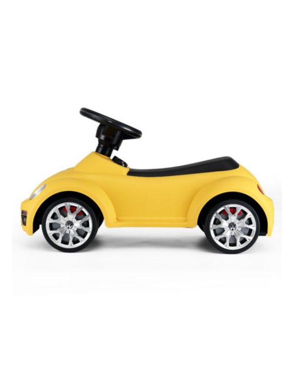 loopauto volkswagen geel